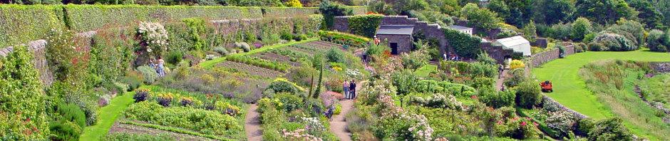Garden Ideas Scotland design ideas for gardening in scotland with an eye on scottish